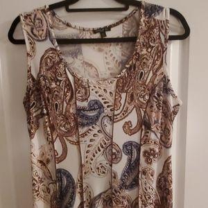 Sami & Jo Dresses - Sami & Jo paisley maxi dress